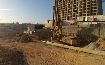 Fikirtepe Mass-housing Project Bored Piling Works
